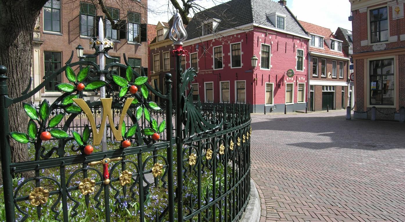 Leeuwarden stad-Camperplaats Leeuwarden