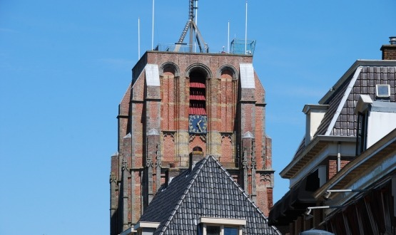 Leeuwarden-Oldehove-Camperplaats Leeuwarden