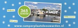 Camperplaats Leeuwarden hele jaar open-Caravana