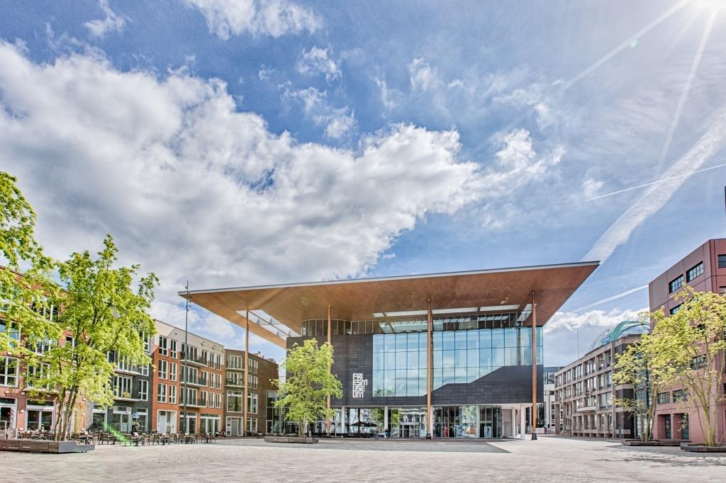 Top 10 Camperplaats Leeuwarden, bezoek Fries Museum