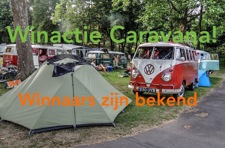Caravana winactie-Camperplaats Leeuwarden