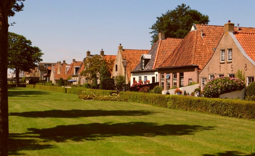 Schiermonnikoog, dorp