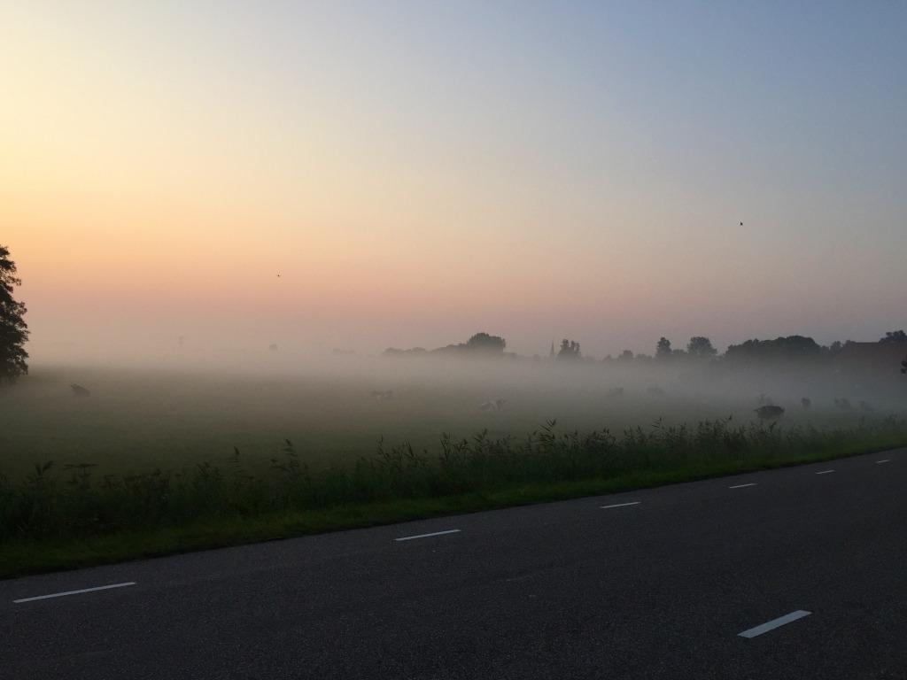11stedentocht Camperplaats Leeuwarden