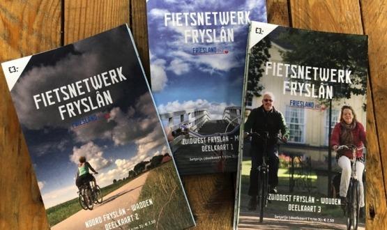 Knoopuntennetwerk-fietsroutes te koop bij Camperplaats Leeuwarden