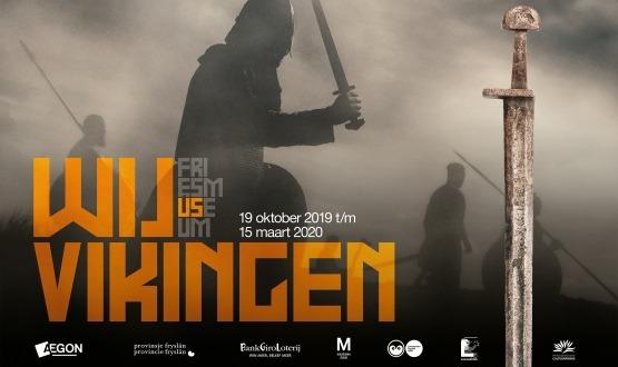 Wij Vikingen in het Fries Museum