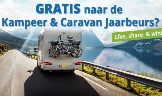 Kampeer en caravan Jaarbeurs-Winactie