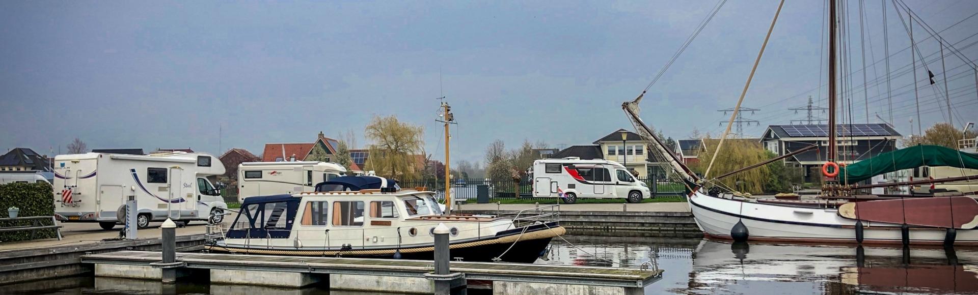 Camperplaats Leeuwarden , Stellplatz