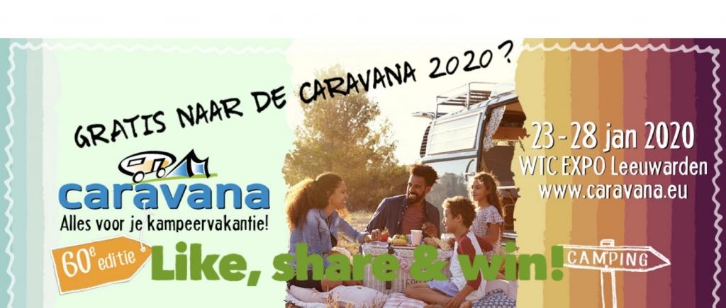 Caravana-win-actie-Camperplaats Leeuwarden
