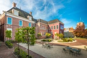 Princessehof- Camperplaats Leeuwarden