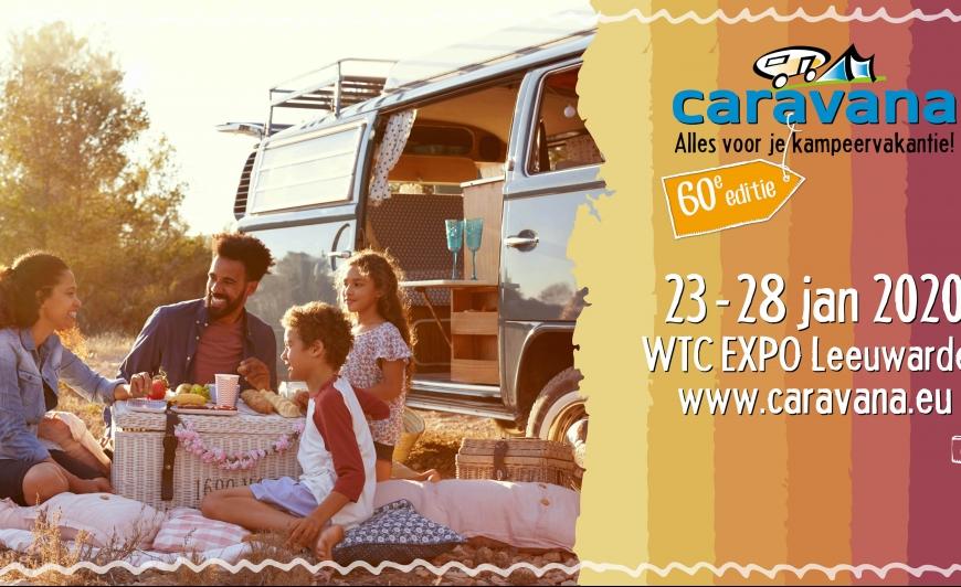 Caravans-Camperplaats Leeuwarden