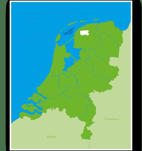 Locatie Camperplaats Leeuwarden