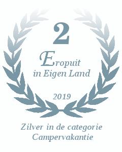 Eropuit in Eigen Land, 2 prijs Camperplaats Leeuwarden