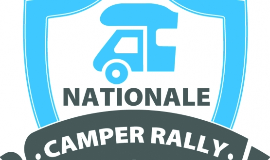 Logo Nationale Camper Rally-Camperplaast Leeuwarden