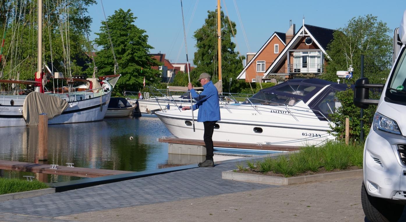 Stellplatz Leeuwarden