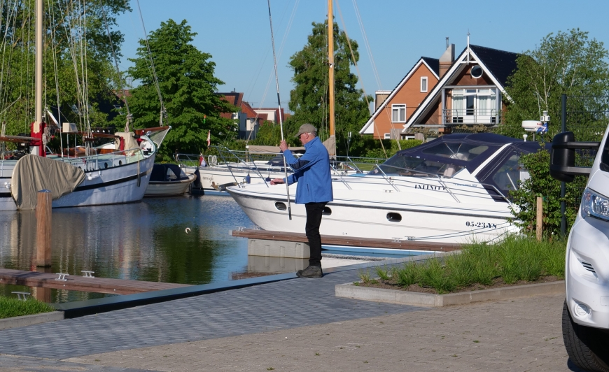 Jachthaven Leeuwarden