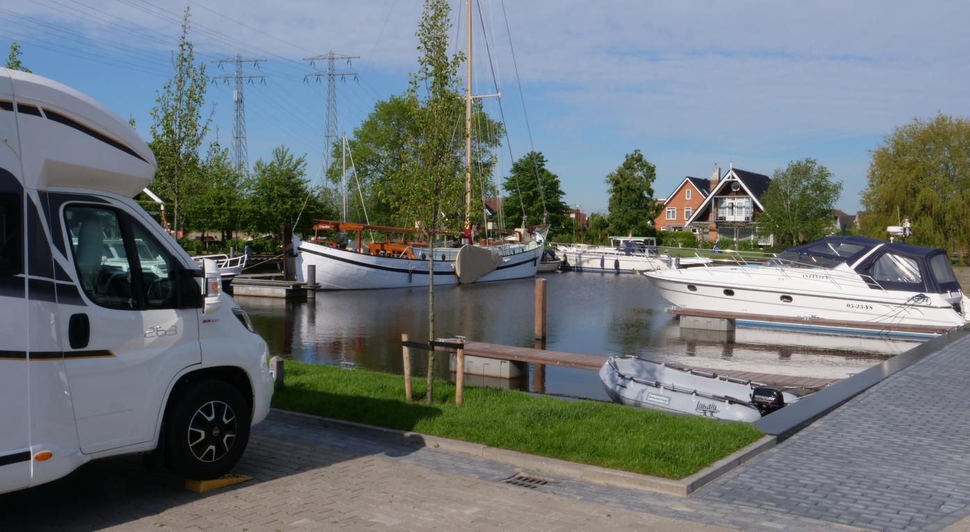Jachthaven Leeuwarden ligplaatsen beschikbaar