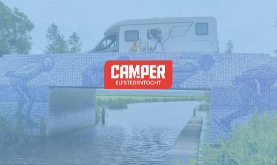 Camperelfstedentocht-Camperplaats Leeuwarden